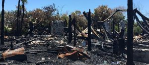 Oak Hill Fire Claims Adjuster fire damage 300x131